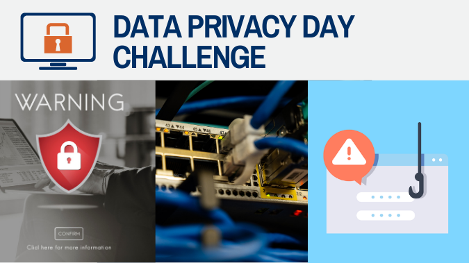 Data Privacy Day challenge